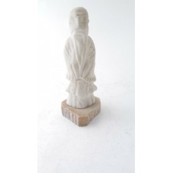 Antique Chinese style white...