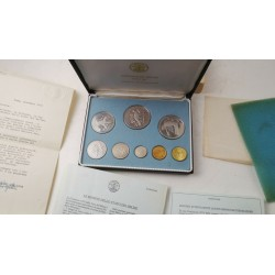 Belize proof set 1974...