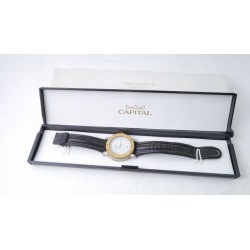 CAPITAL Quartz Watch with...