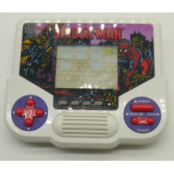 LCD game Tiger spiderman...
