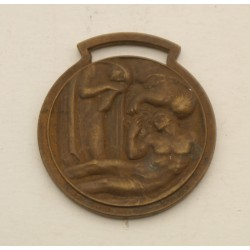 Medal the child who was...