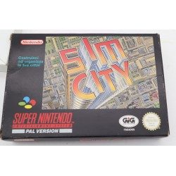 Sim City - Nintendo Super...